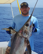 Swordfishing Charters Key Largo